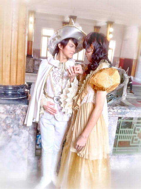 En mode prince charmant