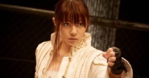 Yuria Haga | HeroShock : Déchaine ta passion du tokusatsu