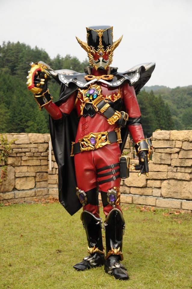 Movie Taisen 2015 : Kamen Rider Lupin