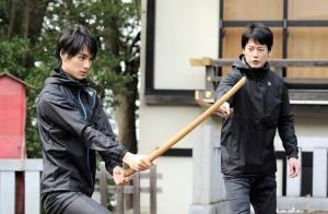 wataru Honzu enseigne au jeune Ryo Ichinose