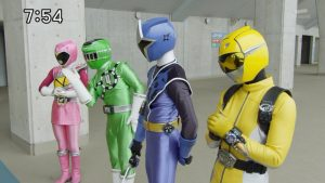 zyuoh 28