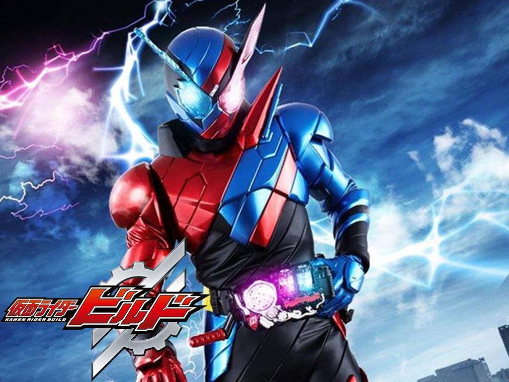 Kamen Rider Build Episode 20 Raw