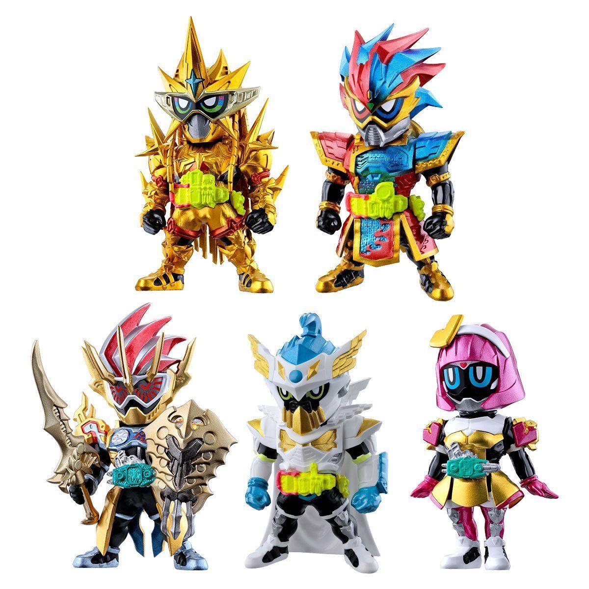 Converge Kamen Rider Ex Aid Premium Bandai 11 12 13